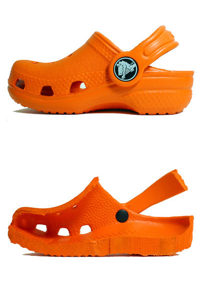 Crocs are the free plan of footwear