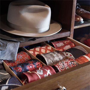Store Visit - Everything's Jake Vintage, Los Angeles