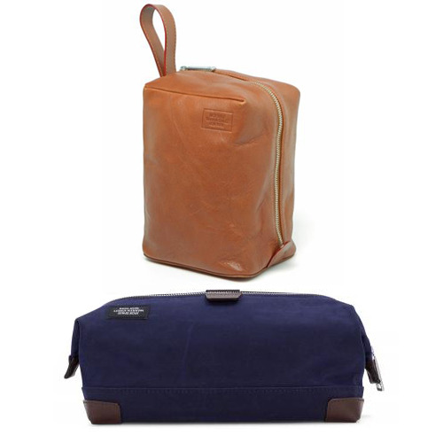 Dopp Kits: A Nice Accessory for the Traveling Man