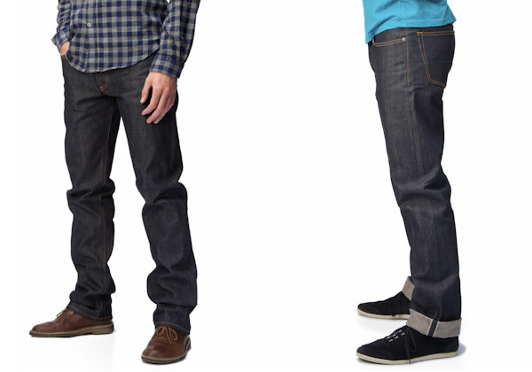 Kickstarter of Interest: Gustin denim