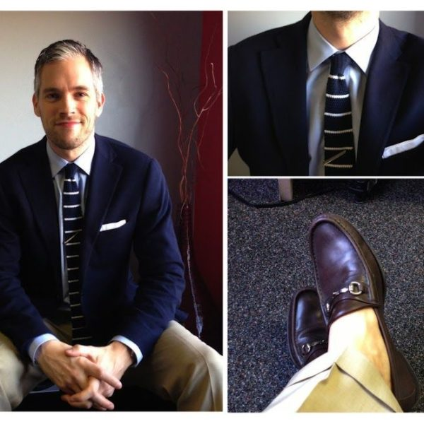Real People: Sockless & Stripes