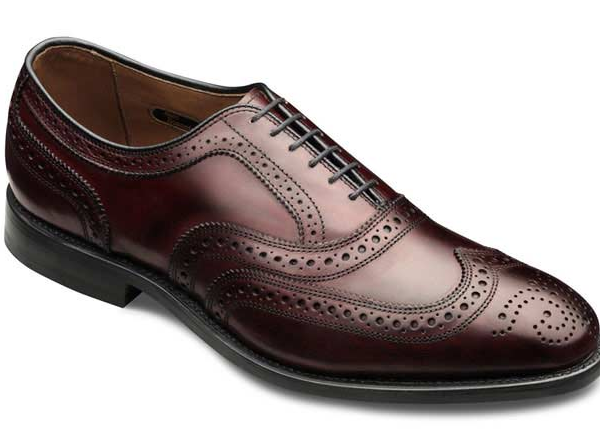 It's On Sale: Allen Edmonds Wingtips