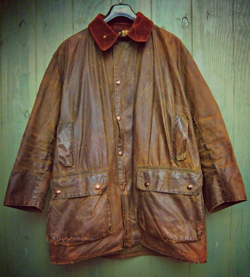 The Beaten Barbour