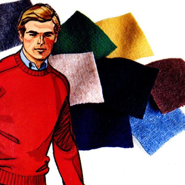 Shetland Sweaters for Fall