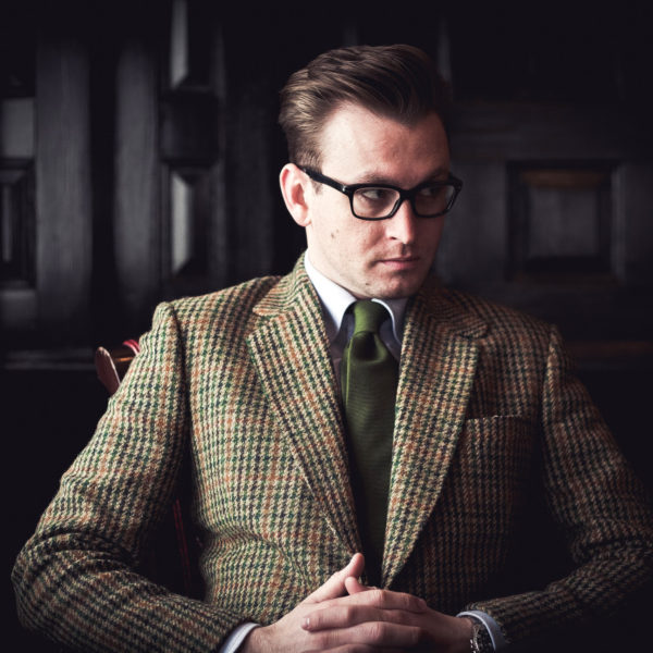 Real People: Tweed, Oxford, and Wool Challis