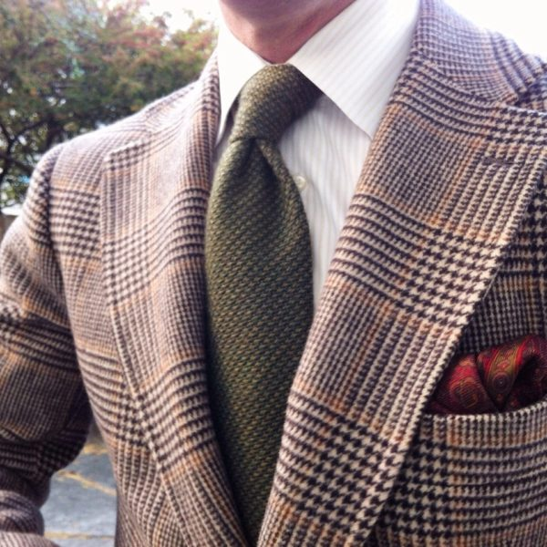 Real People: Mixing Patterns