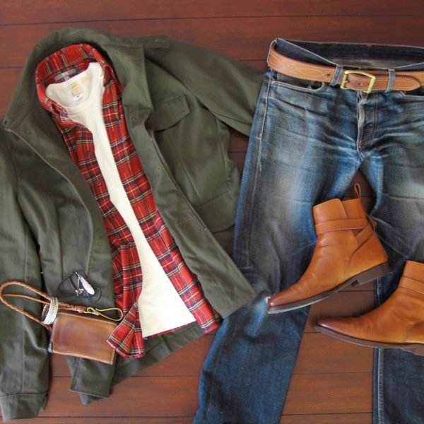 The Transitional Field Jacket