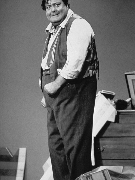 Jackie Gleason and Dressing for the Big Man