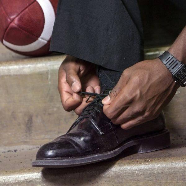 Navy Football's New Shoe Rules