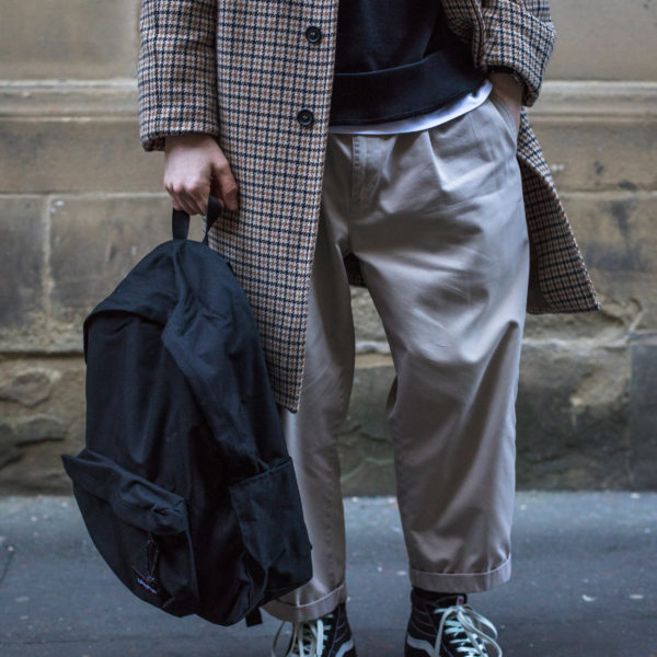 More Tips on Wearing  Overcoats Casually