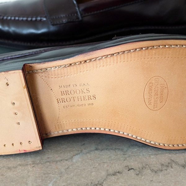 The End of Brooks Brothers' Alden-Made Shoes?