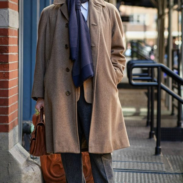 Get an Overcoat This Fall