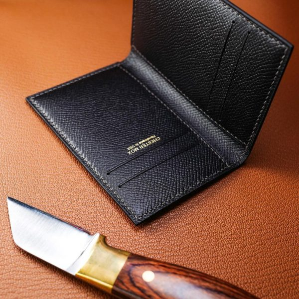 Chester Mox's Leather Goods Sale