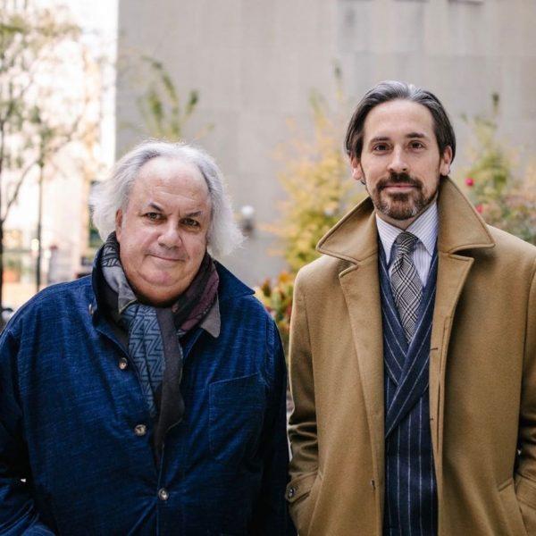 Passing the Torch: Alan Flusser Retires; Jonathan Sigmon Steps Up